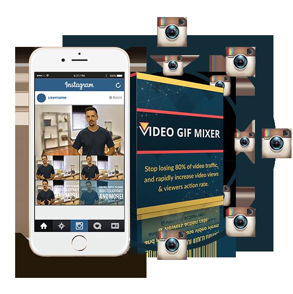 Video GIF Mixer